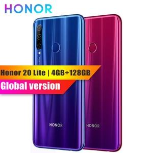 Global Version Honor 20 Lite 4