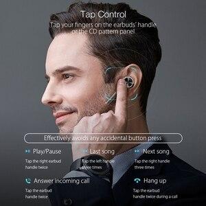 Image 2 - VR3 BW FYE6 TWS Bluetooth 5.0 Không Dây Tai Nghe Chụp Tai Graphen Màn Hình Hiển Thị Kỹ Thuật Số Điều Khiển Cảm Ứng Song Phương Gọi Handfree Tai Nghe Chụp Tai