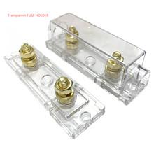 ANL Fuse Holder Bolt-on Fuse Automotive Fuse Holders Fusible Link with fuse 40A 60A 80A 100A 200A 250A 300A Fuses AMP high power high voltage drop type fuse link fuse rw11 10 12kv 100a 200a