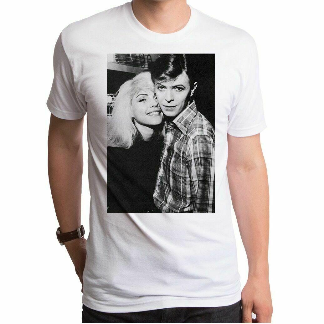 Ladies Blondie Debbie Harry 2 Parallel Lines offiziell Frauen T-Shirt Damen