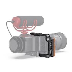 Image 5 - SmallRig FP Khung Máy Ảnh dành cho ỐNG KÍNH SIGMA FP Camera Giày Lạnh Mount & Arri Định Vị Lỗ FR Sáng Micro TỰ LÀM Tùy Chọn 2518