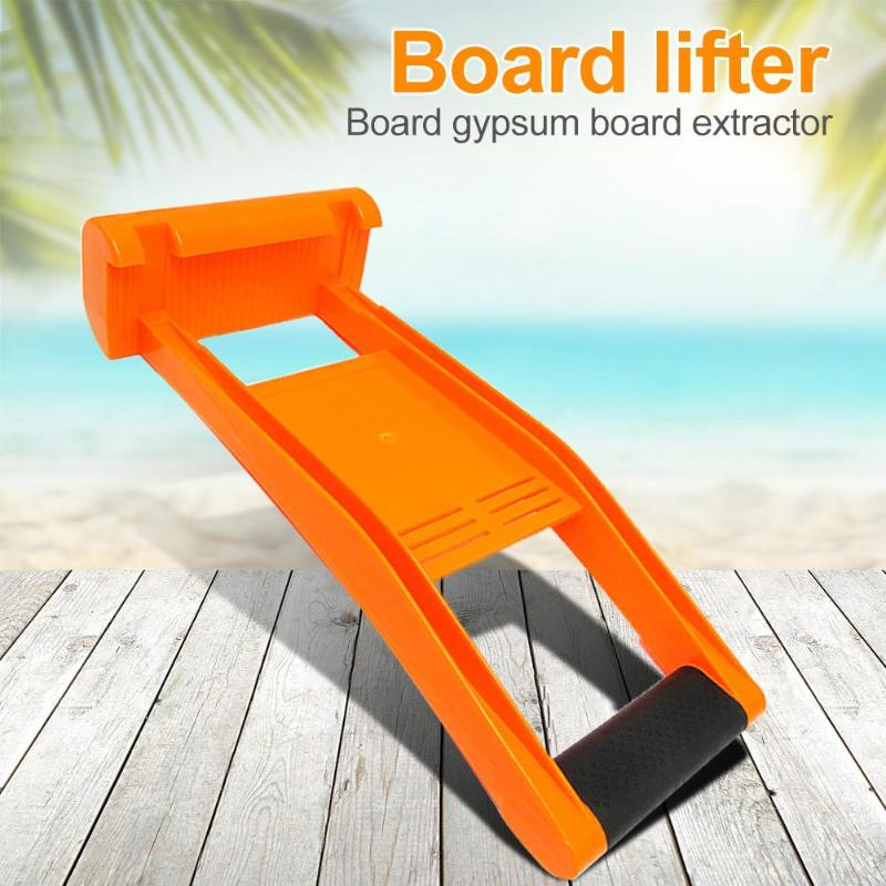 Panel Carrier Lifting Tool Labor Saving Wood Handling Gypsum Board Extractor Flexible Glue Handle Anti-Skid Easy To Hold