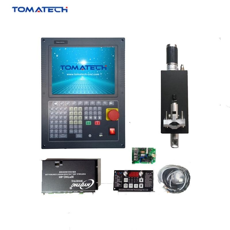 A solução do pacote inclui thc levantador todos os cabos sf2300s controlador cnc para a máquina de corte do plasma da chama