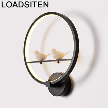 Luminaria Parede Luminaire Applique Sconce Lampara De Interior Aplique Luz Pared Wandlamp For Home Wall Bedroom Light