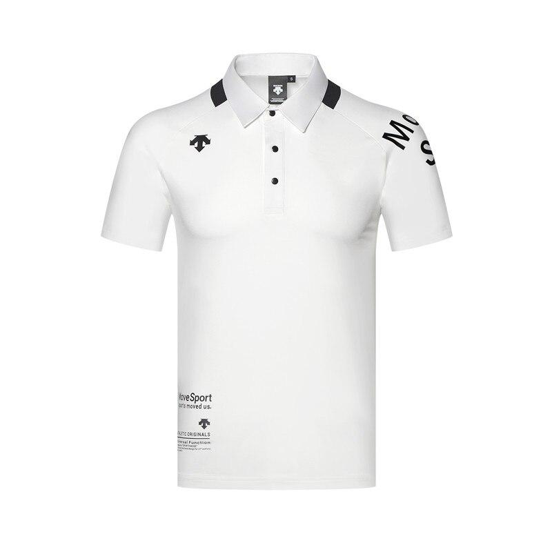 QMen vêtements de sport à manches courtes vêtements de golf S-XXL choisir décontracté chemise de golf livraison gratuite - 2