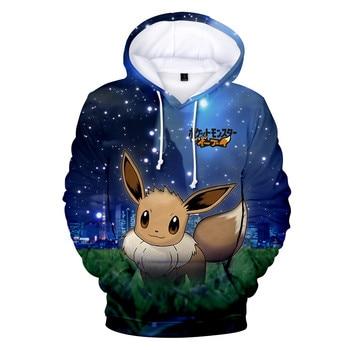 2 To 13 Years Pokemon Pikachu Clothing Children Kids Boys Girls Long Sleeve Hoodies Sweatshirt Outerwear Child Hoodie Jacket 1