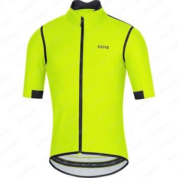 Jersey de Ciclismo para Hombre, Ropa de Ciclismo de manga corta transpirable,...
