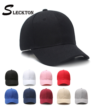 SLECKTON men baseball cap for women fashion summer hat unisex Casual snapback caps girl boy visors balck hat hip hop hats gorras цена 2017