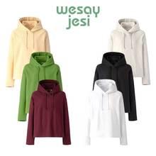 Women Autumn Sweatshirt Harajuku cute hoodies full-sleeve warm pullovers 2019 oversize women black hoodie tops plus size