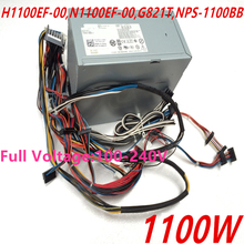New PSU For Dell Precision T7400 T7500 1100W Power Supply H1100EF 00 N1100EF 00 G821T NPS 1100BB A