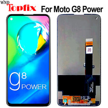 "Original for motolora moto g8 power LCD Display Touch Screen Assembly 6.4"" for moto g8 power lcd display g8 power XT-2041-1 lcd"