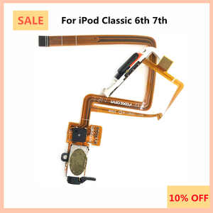 Image 1 - Thin Headphone audio jack hold switch flex ribbon cable For iPod 6th gen classic 80gb 120gb and 7th thin 160GB Video