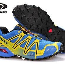Salomon speed Cross 3 CS III уличная мужская спортивная обувь, мужская обувь для фехтования, евро 40-45, Мужская беговая Обувь для бега, кроссовки