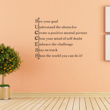 SUCCESS Wall Sticker Motivational Quote Vinyl Art Decal Removable Home School Classroom Work Office Wall Decor Inspirational vinyl art home decor education quote sign science motivational wall sticker mathematics wall decal math classroom poster ly1830