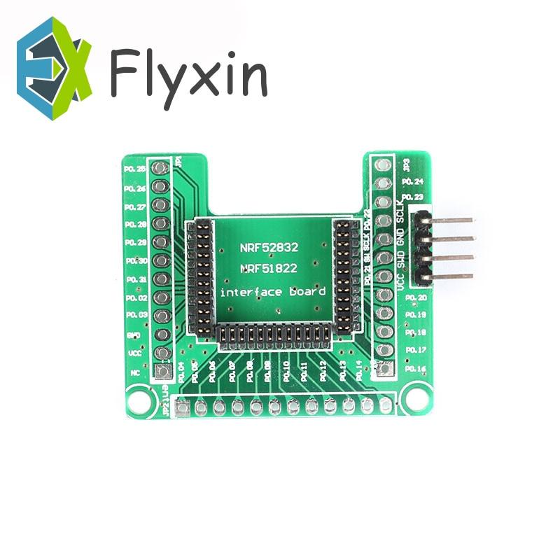 1Pcs  High Quality  NRF52832/NRF51822 Minimum Test Board Adapter Plate 4.8 16 Reviews