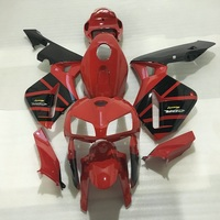 Nn INJECTION MOLD red Black ABS Fairing For Honda CBR600RR 2005 2006 CBR 600RR 05 06 CBR 600 RR bodywork plastic kit