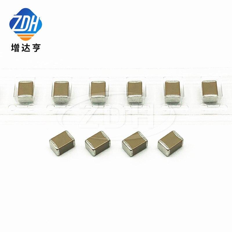 20pcs/100NF cerâmica capacitor 1812 104K 0.1UF 250V 450V 500V 630V 1KV X7R