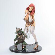 1/6 Anime natif grenouille Farnellis lutin Sexy filles corps doux Anime figurines jouets adulte Statue Collection modèle poupée cadeaux