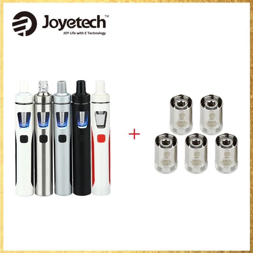 Original Joyetech EGo AIO Kit Quick Kit 0.6ohm 1500mAh Battery Capacity All-in-One  E-Cigarette Vaporizer Vaping PEN Cheap Price