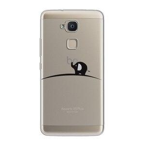 Image 4 - ciciber Funda For BQ Aquaris U2 C U X5 V VS X2 X Plus Lite Pro E5s M5 M5.5 FHD Soft TPU Phone Case Totem Animal Cover Coque Capa