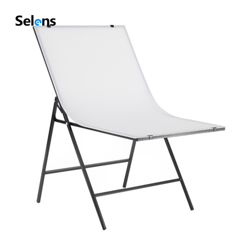 60*100cm Folding Portable Specialty Photography Photo Studio Shooting Table Photo For Still Life Product Shooting image