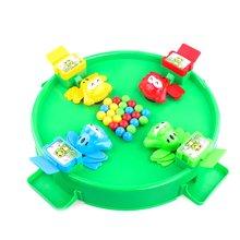 Кормление голодная лягушка Pacman детская игра-головоломка для соревнований, настольная игра для родителей и детей, семейные интерактивные игрушки