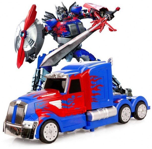 RC Transformer Optimus Prime MZ Optimus Prime 1:14-2335 P
