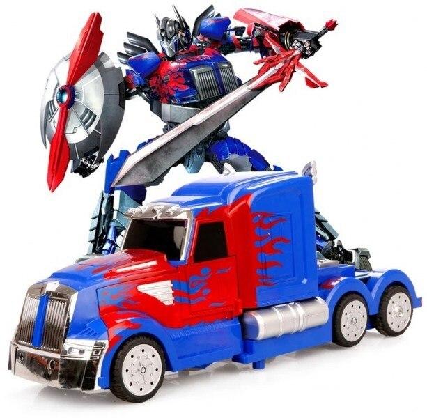 RC Transformer Optimus Prime MZ Optimus Prime 1:14-2335 P