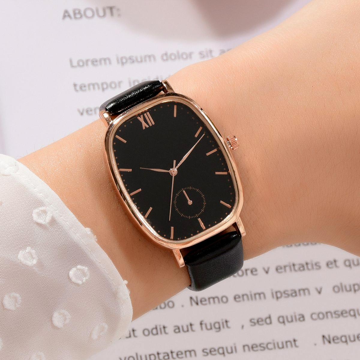 Luxury Brand Women Sports Watches Ladies Watch Genuine Leather Creative Montre Femme 2019 Relogio Feminino Woman Wrist Watch