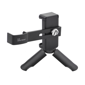 Image 3 - Mobile Phone Securing Clip Desktop Tripod Bracket Mount for DJI Osmo Pocket Handheld Gimbal Accessories for Osmo Pocket Parts