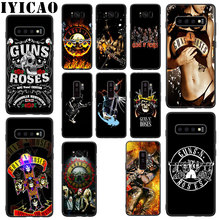 Guns N Roses Soft Silicone Case for Samsung