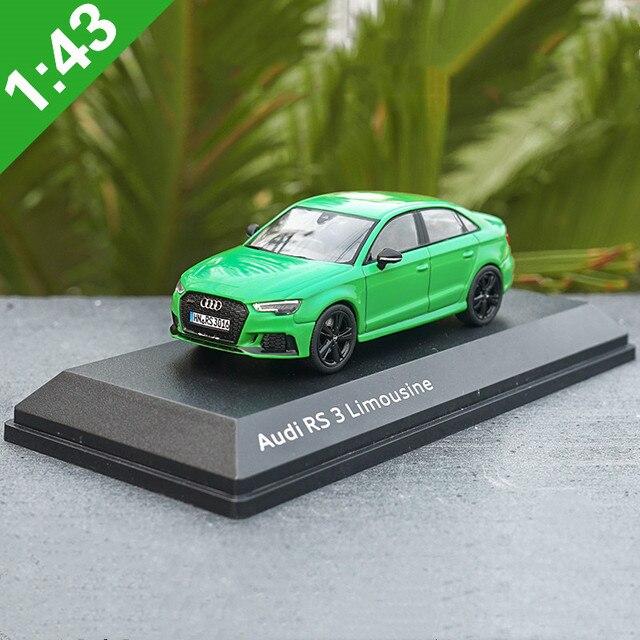 عالية الجودة الأصلي 143 RS3 TT RS الفاخرة سيارة سبيكة نموذج ، محاكاة جمع هدية ، يموت الصب سيارة معدنية نموذج ، شحن مجاني