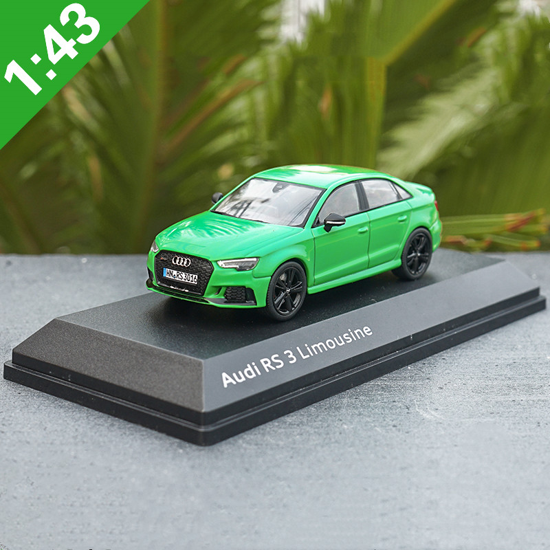 High quality original 1:43 RS3 TT RS luxury car alloy model,simulation collection gift,die-cast metal car model,free shipping