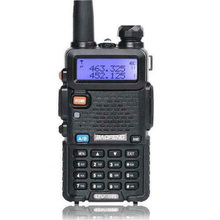 For BAOFENG UV-5R Two Way Radio Dual Band 136-174/400-520Mhz 5W Walkie Talkie Plug Type: US Plug / UK Plug / AU Plug / EU Plug