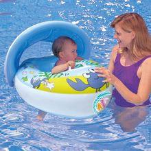 Надувные плавательные кольца для детей модель автомобиля водная