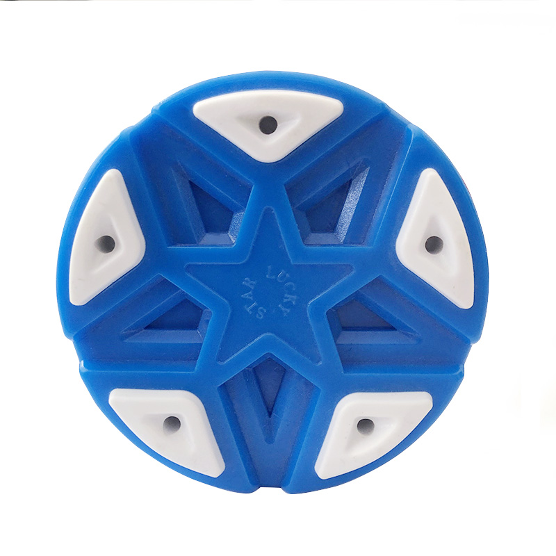 Professional Field Hockey Puck 3 Color ABS&PVC  Ice Hockey Biscuit for Adult Children Indoor Training Inline Roller Hockey Ball