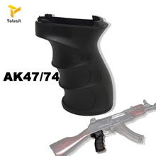 Airsoft Paintball AK47/74 Vertical ABS Handle Grips For Picatinny Rail Verticals Grip Toy Guns Hunting and Equipment Accessories