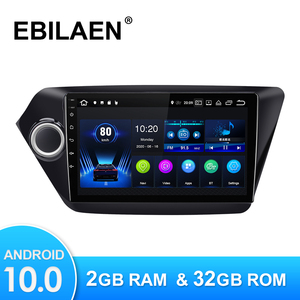 Android 10.0 Car Radio Multimedia Player For Kia RIO 3 2010-2016 Autoradio GPS Navigation Camera WIFI IPS Screen Stereo RDS