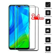 1/2PCS Tempered Glass For Huawei Nova 7 SE P40 Y9A Y7A Y8P Y7P Y6P Y5P P Smart 2020 Honor 30S 9A 9S 9C 9X Lite Screen Protector(China)