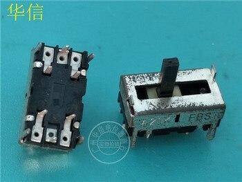 3 adet TOCOS için SV104G A20Kx2 16.8mm küçük düz slayt potansiyometre A20K / stereo küçük fader değişken dirençler
