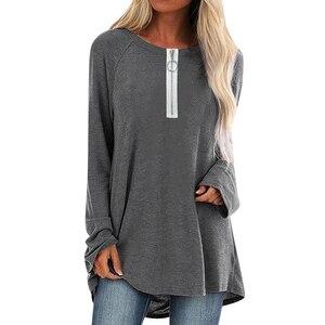 2020 nova impressão animal das mulheres t camisa topos manga longa casual camisetas soltas o-pescoço plus size S-5XL senhora topos roupas femininas
