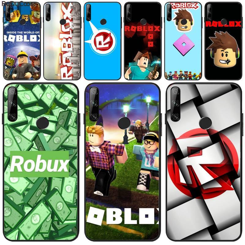 Чехол для телефона Reall game Robloxes Huawei Y5 Y6 Y7 Y9 Prime Pro II 2019 2018 Honor 8 8X 9 lite View9
