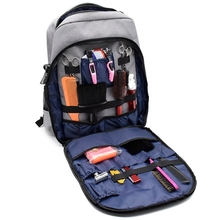 Lber Kapper Schouders Bag Travel Multifunctionele Rugzak Cosmetische Organizer Box Voor Wahl Kapper Styling Tools Opbergtas