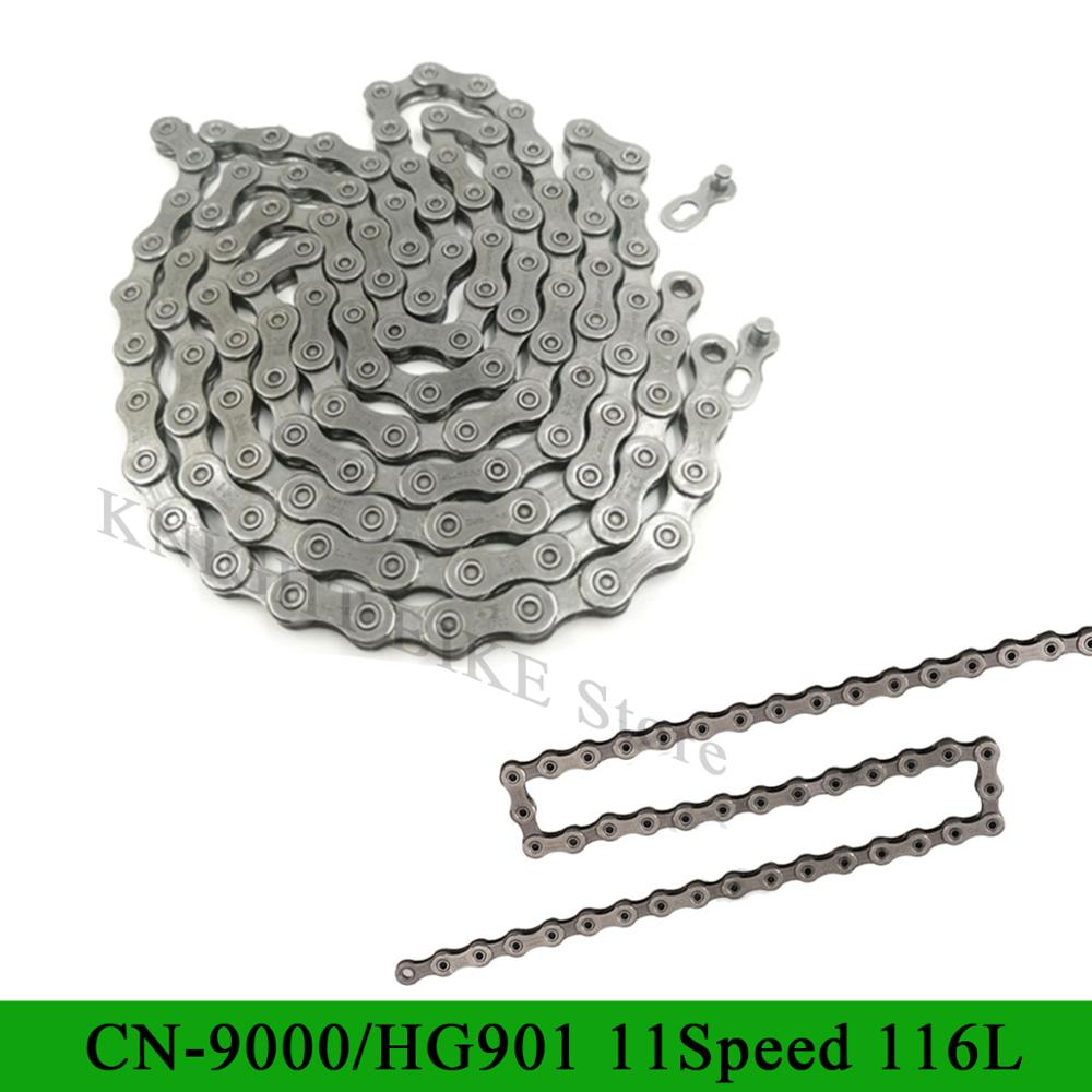 Shimano Dura-Ace//XTR HG901-116 11 Speed Bicycle Chain