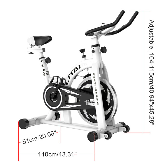 Exercise Bike Indoor Cycling  6