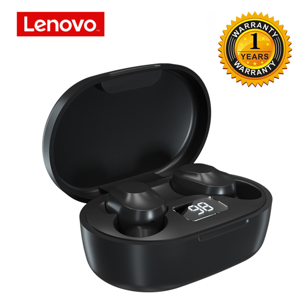 Lenovo XT91 TWS Earphone Wireless Headphones Bluetooth 5.0 AI Control Gaming Headset Stereo bass Noise Reduction With Mic