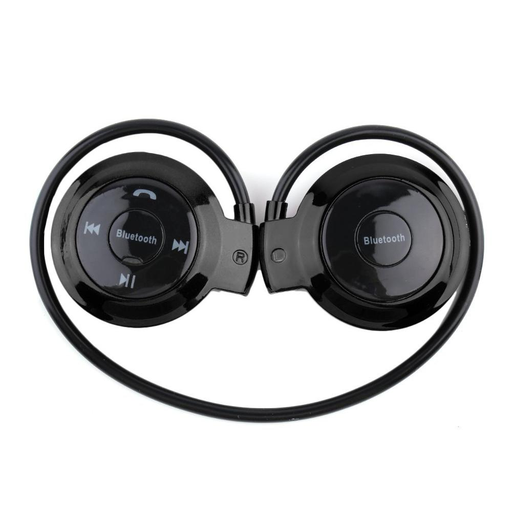 Neue MINI 503 Ohr Haken Mini Sport Wireless Headset Hallo-fi Freisprecheinrichtung Stereo Kopfhörer Kopfhörer <font><b>TF</b></font> Karte Für MP3 Player image