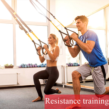 Suspension Resistance Bands Set Home Gym Training for Fitness Kit Exercise Equipment Pull Rope Straps Workout Band