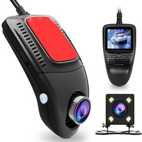 New Car Dash Cam DVR NOVATEK Wifi App mini 2.0 inches Full HD 1080p Hidden car camera recorder WDR Night Vision video recorder