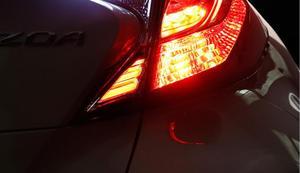 Image 5 - 1 adet araba tampon kuyruk ışık teli CH R CHR arka lambası fren 2017 ~ 2020y LED araba aksesuarları kuyruk lambası CH R,CHR arka ışık sis